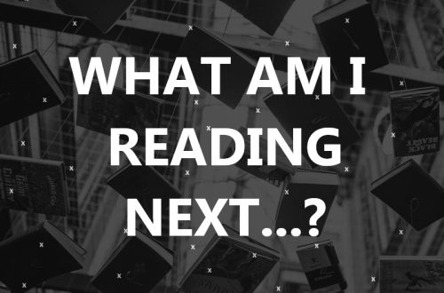 What am I reading next...? Featured Graphic
