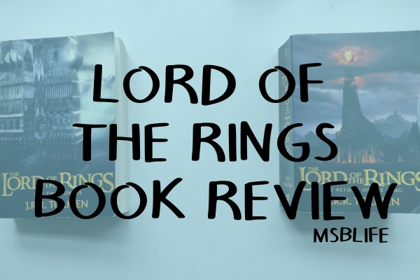 Lord of the Rings Two Towers and The Return of the King Books with Caption